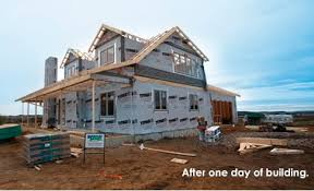 one homes the building process