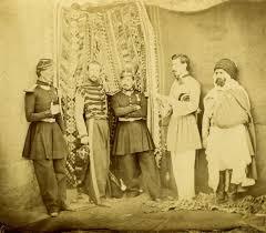 le bureau retro file le colonel seroka et le bureau arabe de biskra jpg