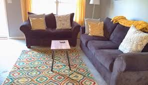 Pink Rug Target Glamorous Impression Blue Ombre Area Rug Exquisite Yellow Rug Ikea
