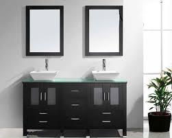 Glass Bathroom Furniture by Usa 60