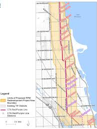 Map Of Cta Chicago by How An Idea Becomes A Law Chicago U0027s New Transit Tif U2014 Mycuriouscity