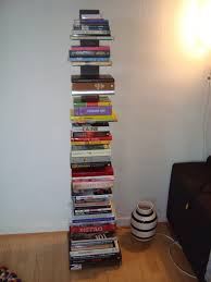 inspirations dwr sapien tower bookshelf sapien bookcase