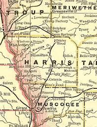 kbcc map county of harris georgiainfo