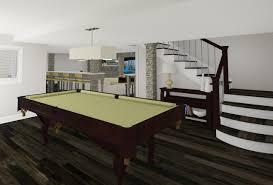 monroe nj basement design options 08831 design build pros