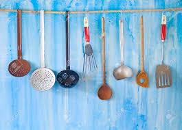 ustensile de cuisine vintage ustensiles de cuisine vintage concept de cuisine espace de copie