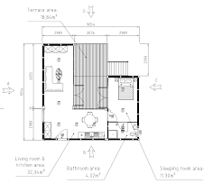 Roundhouse Floor Plan by Mini Haus Grundriss Jpg 1 192 1 081 Pixels Small Spaces