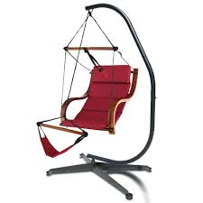 review new prosource wooden curved arc hammock stand w hammock