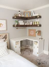 best 25 desk with shelves ideas on pinterest white desks home