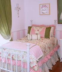 little girls twin bedding sets home design metal twin size canopy bed for little