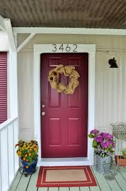 Mobile Home Interior Design Ideas by Mobile Home Front Door This Home Had A Smaller Mobile Home Door