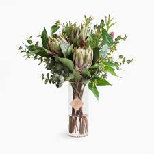Artificial Lilies In Vase Artificial Flowers For Home Office Retail Spaces And Weddings