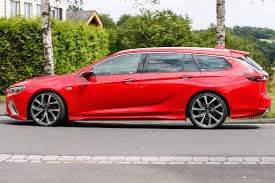 vauxhall insignia sport tourer gsi spied pictures 1 auto express