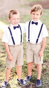 boys navy bow tie and suspenders navy bow tie navy
