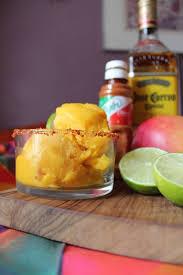 mango margarita mango margarita sorbet