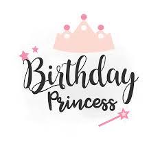 birthday girl svg clipart birthday girl quote word