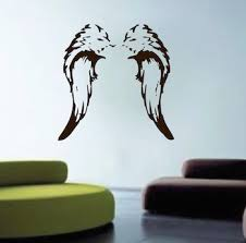 wings wall decal trendywalldesigns