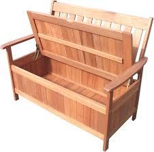 Deck Storage Bench Indoor Storage Bench Seat Plans Kitchen Bench Seating Storage