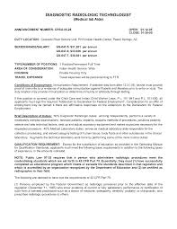 radiologic technologist cover letter 30052017 x ray technologist