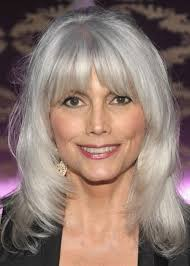 hairstyles for thick grey wavy hair beautiful gray hair cuts hair world magazine