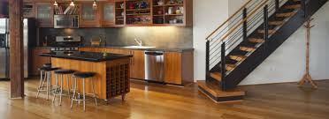plancher cuisine bois smart 411 les planchers elégance