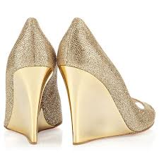 gold wedge shoes for wedding jimmy choo gold bello wedges wedding shoes highheel wedge with a