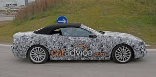 2018 bmw 6 series cabrio spied photos 1 of 4