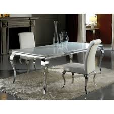 Table Salle A Manger Verre Design by Schuller Deco Console Table