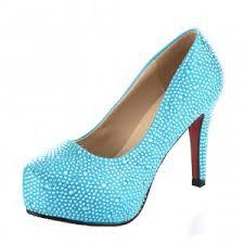 Wedding Shoes Blue Blue Bridal Shoes Popular Color Bridal Shoes