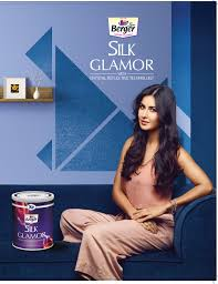 berger paints launches new tvc silk glamor luxury emulsion