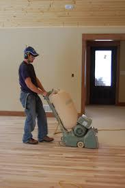 hardwood floor refinishing oak maple birch hickory wood
