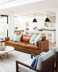living room brown leather couch living room ideas modern home