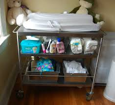 Simple Changing Table Look Ikea Kitchen Cart Changing Table Kitchen Carts Changing