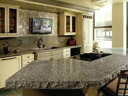 granite countertop modern shaker kitchen cabinets white kitchen