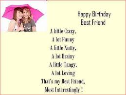 best friend birthday card sayings gangcraft net