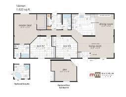 floor plan 3 bedroom 2 bath home act