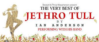jethro tull the very best of wellington eventfinda
