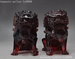 foo dog lion aliexpress buy christmas collection made resin