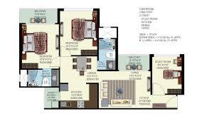 floor plan mahagun mywoods noida extension