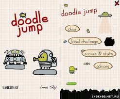 doodle jump java 240x400 doodle jump delux edition multiscreen java uc forum powered