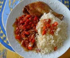 cuisine cuisse de canard cuisses de canard à la tomate et au poivron recette de cuisses de