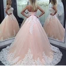 pink lace wedding dress real picture pink colorful lace wedding dresses 2016 applique