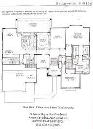 briarwood homes floor plans find sun city grand briarwood floor plans leolinda bowers
