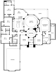 luxurious one level home 67010gl architectural designs house