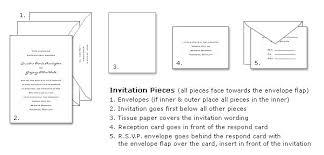 order wedding invitations order of wedding invitations uc918 info