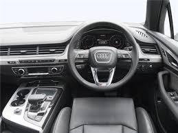 audi q7 contract hire audi q7 diesel estate 3 0 tdi quattro s line 5dr tip auto