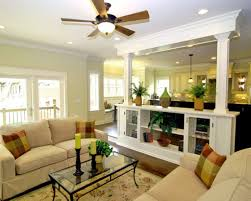 attractive kitchen dining family room ideas great floor plans