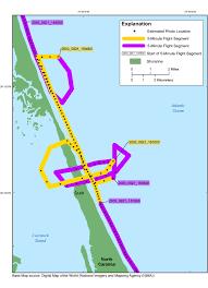 Map Of North Carolina Coast Duck N C Area Map Archive Of Post Hurricane Isabel Coastal