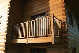 wood balcony railing house design and planning with images wooden