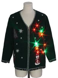 light up ugly christmas sweaters at rustyzipper com twinkle led