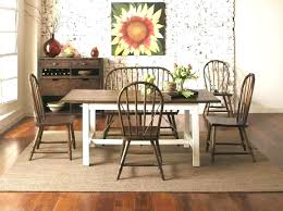 french farmhouse dining table farmhouse dining set farmhouse chairs medium size of dining room